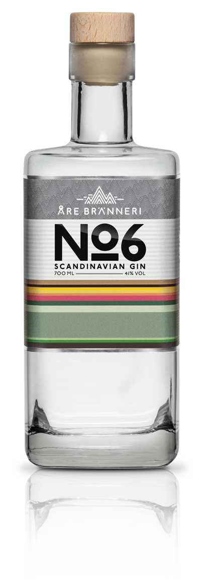 Åre Bränneri No 6
